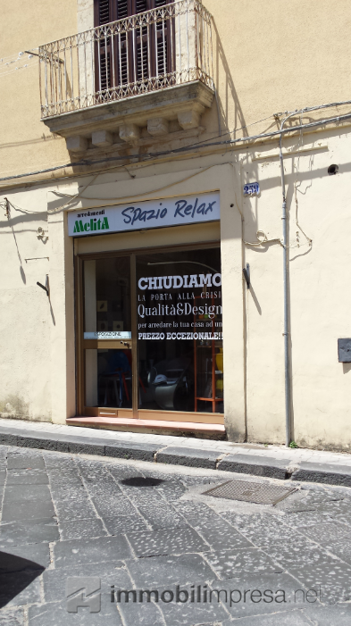 Locale commerciale/Negozio