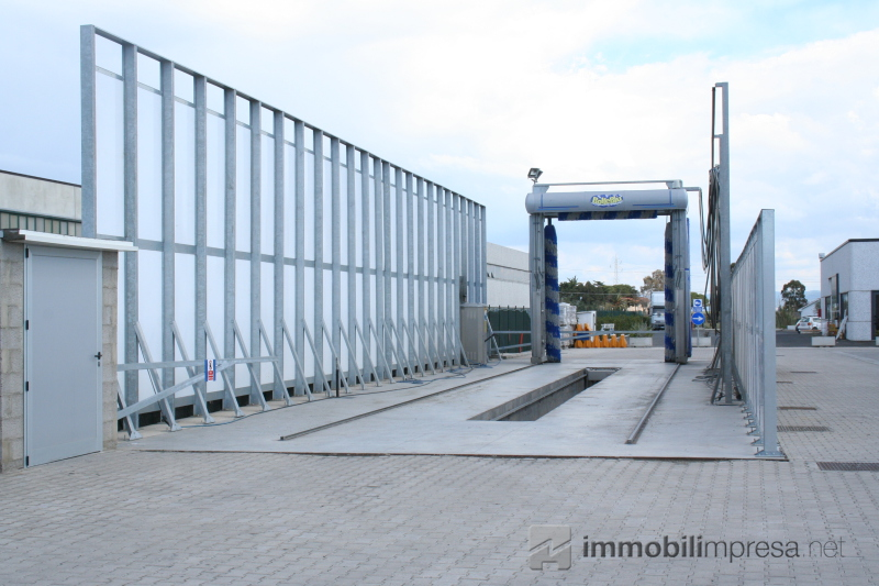 Vendita capannone/magazzino Livorno