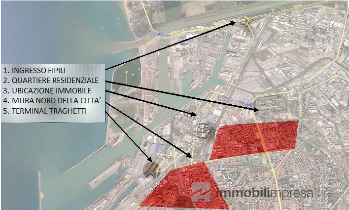 Affitto capannone/magazzino Livorno