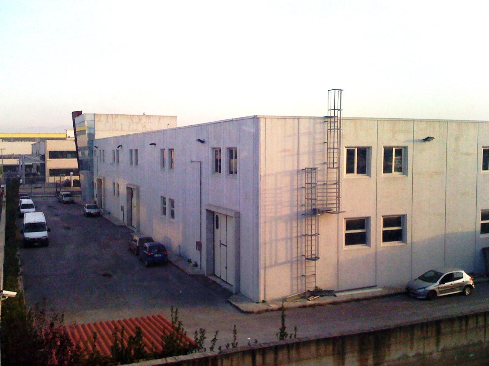 Affitto capannone/magazzino Napoli