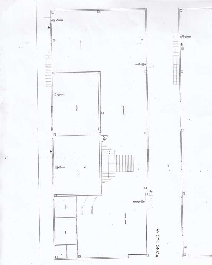 Affitto capannone/magazzino Perugia
