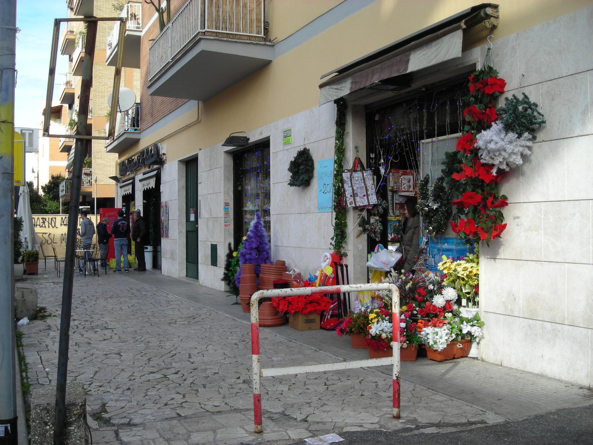 Affitto locale commerciale Roma